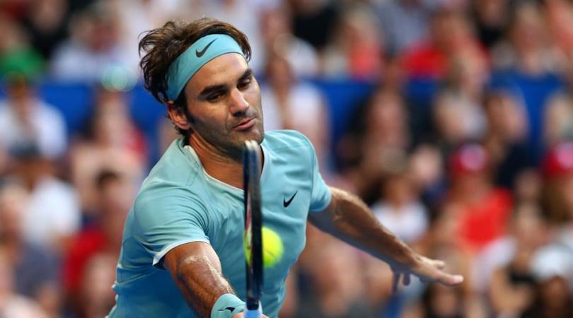 Tennis, Hopman Cup: Federer il più atteso alla Perth Arena