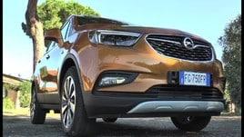 Opel Mokka X, com'è fatta