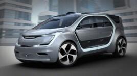 Chrysler Portal: elettrica e autonoma. Marchionne porta Fca nel futuro