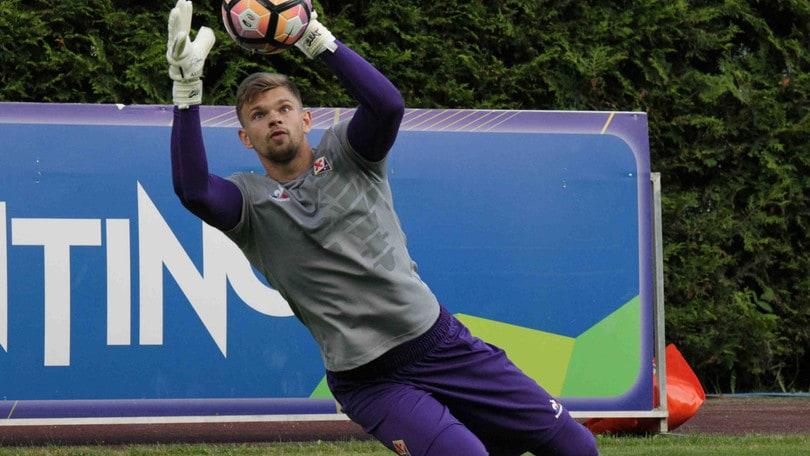 Fiorentina, Dragowski: «Voglio giocare. Così non ho futuro»