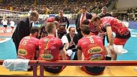 Volley - Bernardi come Conte: «Il gruppo su tutto»