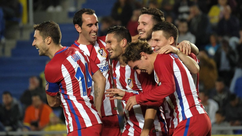 Coppa del Re, Atletico Madrid corsaro a Las Palmas