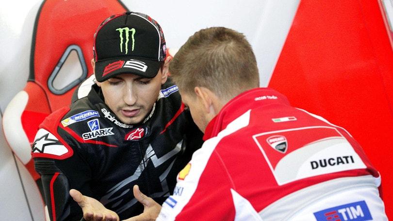 MotoGp, Lorenzo: «Ora con Rossi sarà più facile essere amici»