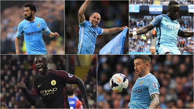 Saldi City: il Manchester in estate lascerà andare 7 giocatori