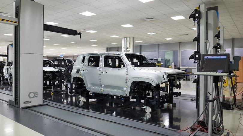 FCA, prodotti in Italia un milione di veicoli nel 2016