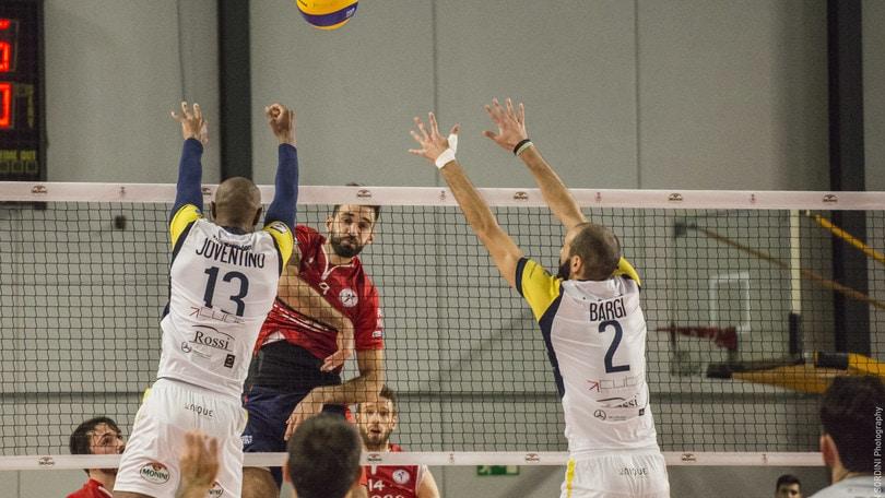 Volley: A2 Maschile Girone Blu, Spoleto allunga il passo