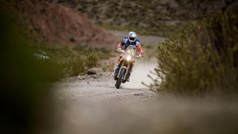 Dakar, tappa 5: ancora Loeb nelle auto, spunta Sunderland nelle moto