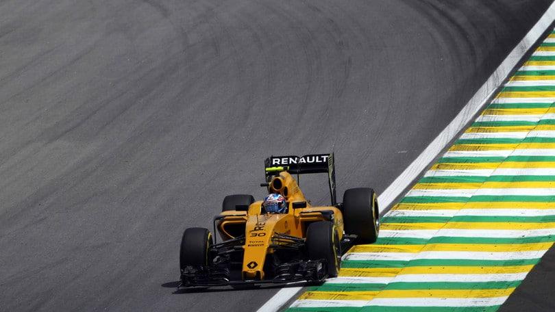 F1, Renault: la nuova vettura il 21 febbraio
