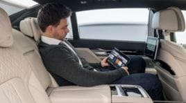 Al CES di Las Vegas l'auto diventa salotto digitale