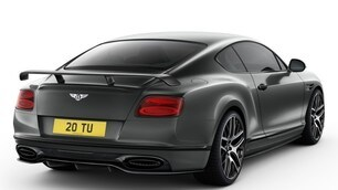Bentley Continental Supersports, 4 posti da 710 cv: foto