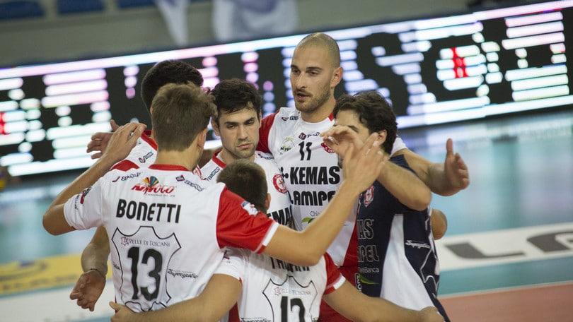 Volley: A2 Maschile, rinviata Alessano-Santa Croce