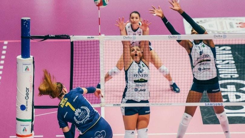 Volley: A2 Femminile, Chieri espugna Trento al tie break