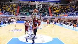 Basket Serie A, Venezia e Torino corsare