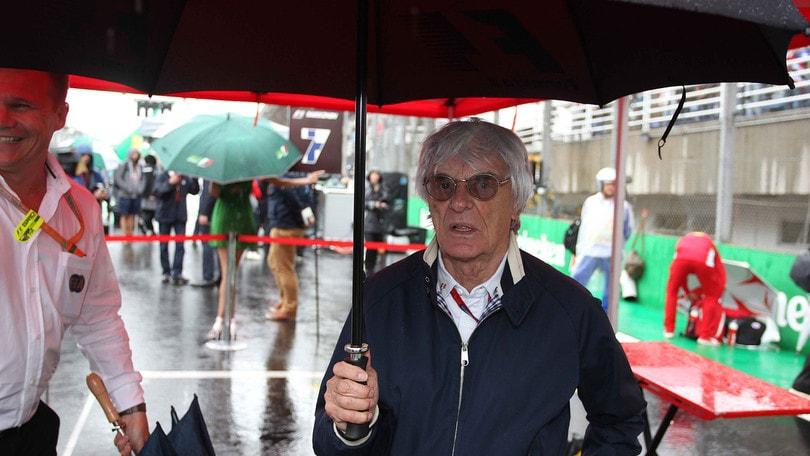 F1, Ecclestone