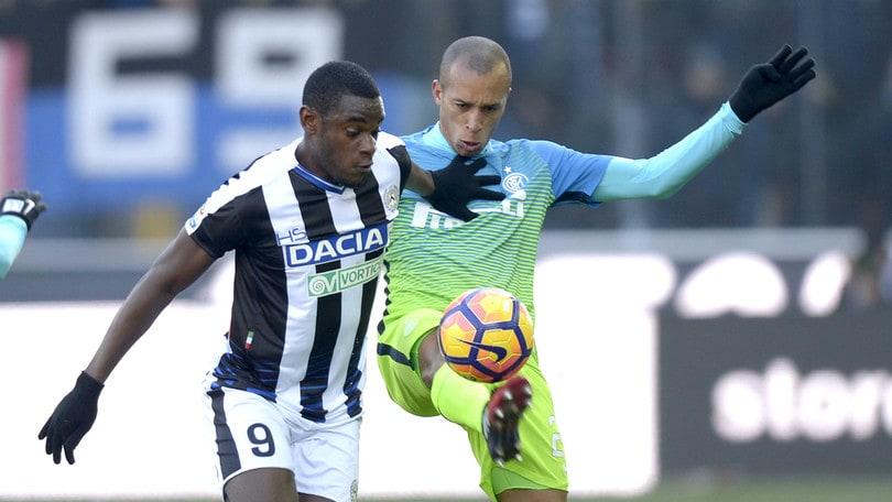 Serie A Udinese, sei gol: doppietta Zapata nel test anti-Lazio