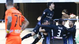 Grande goleada in Chievo Atalanta: finisce 1-4