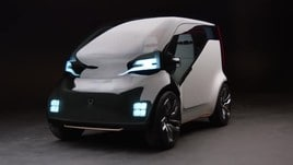 Honda NeuV, il prototipo di citycar per le metropoli di domani
