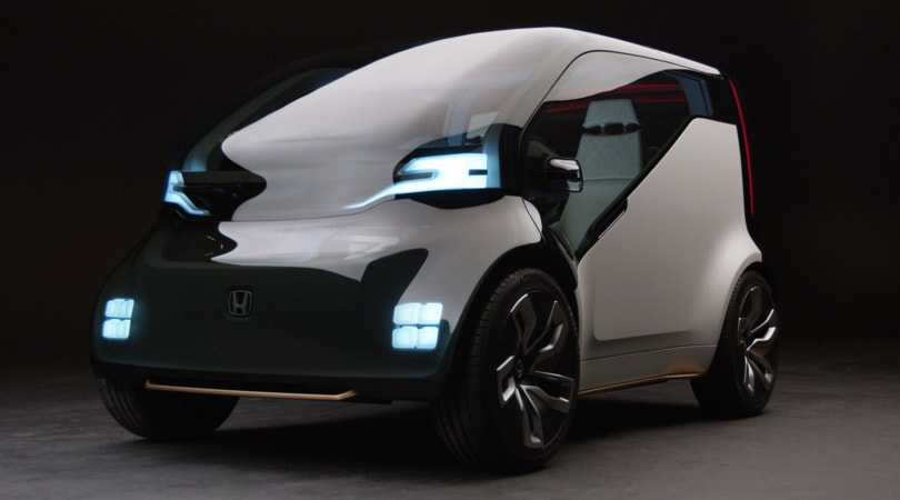 Honda evolve il concetto di car sharing con NeuV