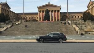 Maserati Levante USA: foto