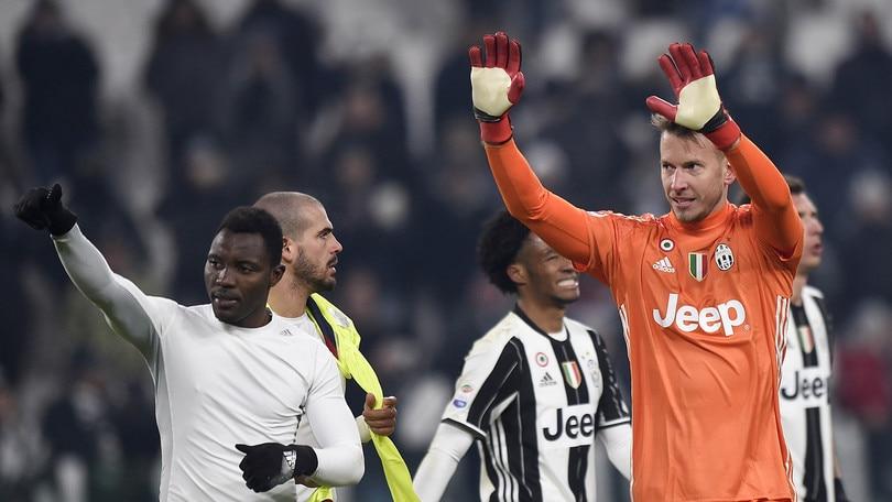 Serie A, Juve da scudetto: a 1,10 il sesto trionfo bianconero