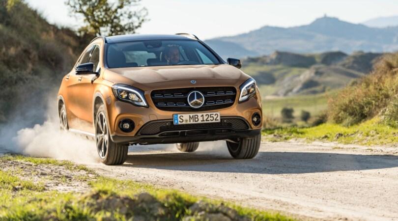 """Detroit, nuova GLA e record. Zetsche: """"Mercedes leader premium nel mondo"""""""
