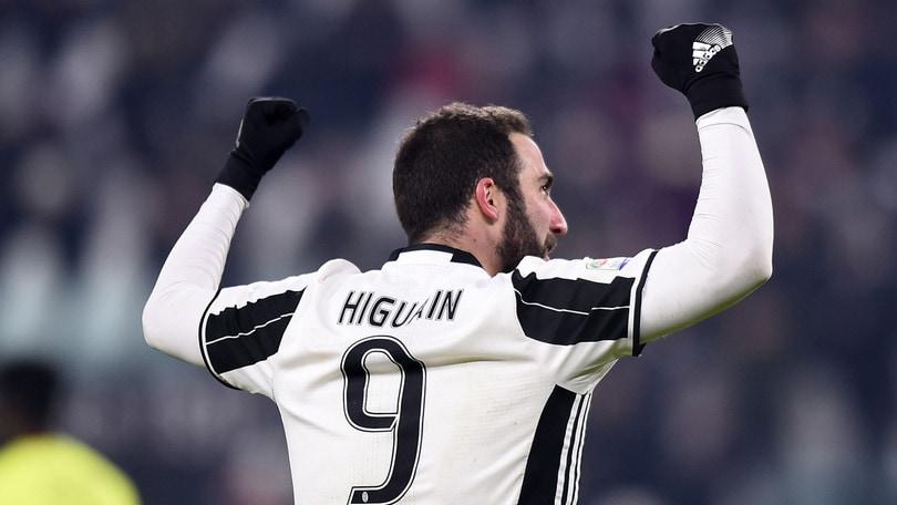 Serie A, capocannoniere: Higuain comandare a 3,00