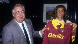 Roma, è morto Giuseppe Ciarrapico: presidente del club per due anni