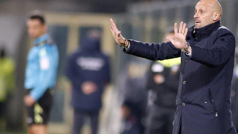 Coppa Italia Spezia, Di Carlo: «Tentiamo l'impresa col Napoli»