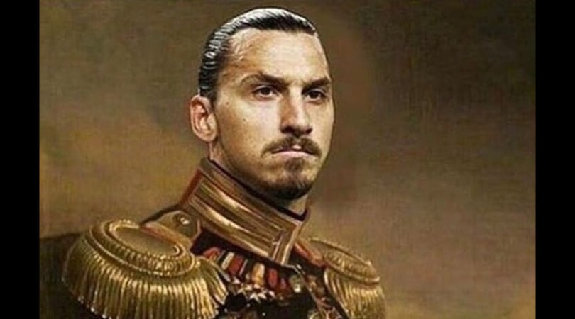 "Cristiano Ronaldo ""The Best""? Ibrahimovic diventa il re di Svezia"