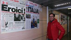 Davide Cassani, forum in redazione