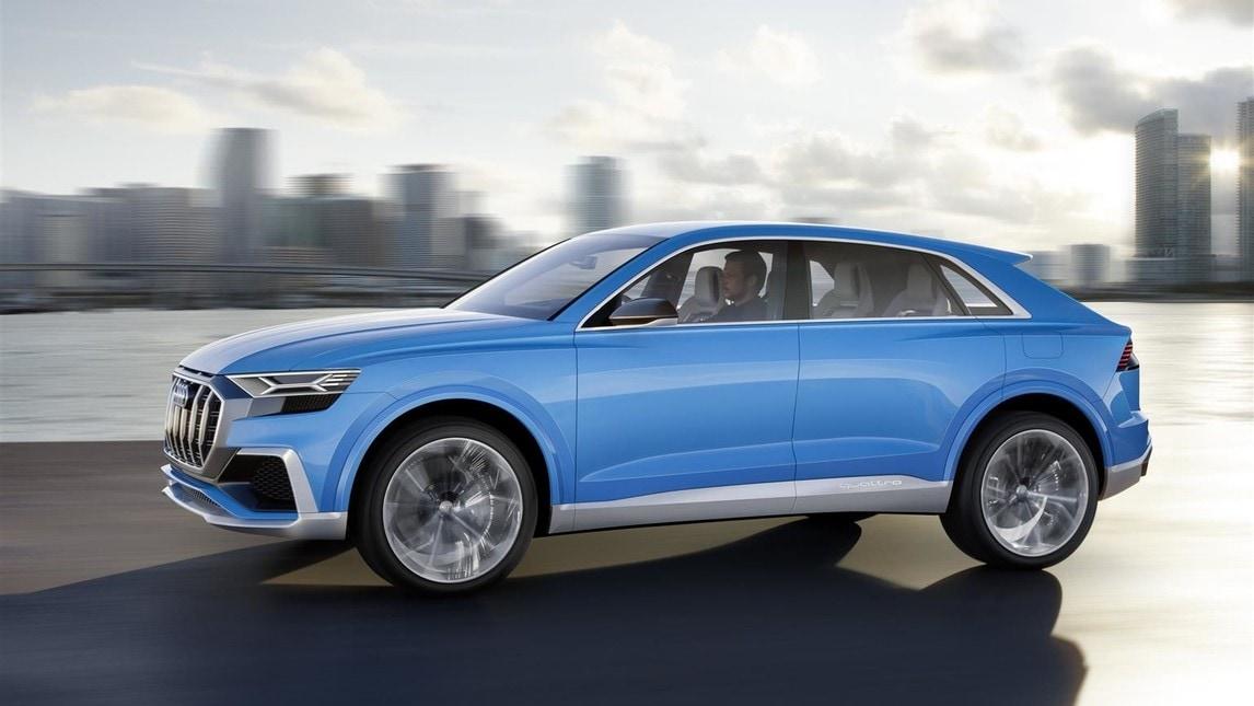 Audi Q8 Concpet: foto