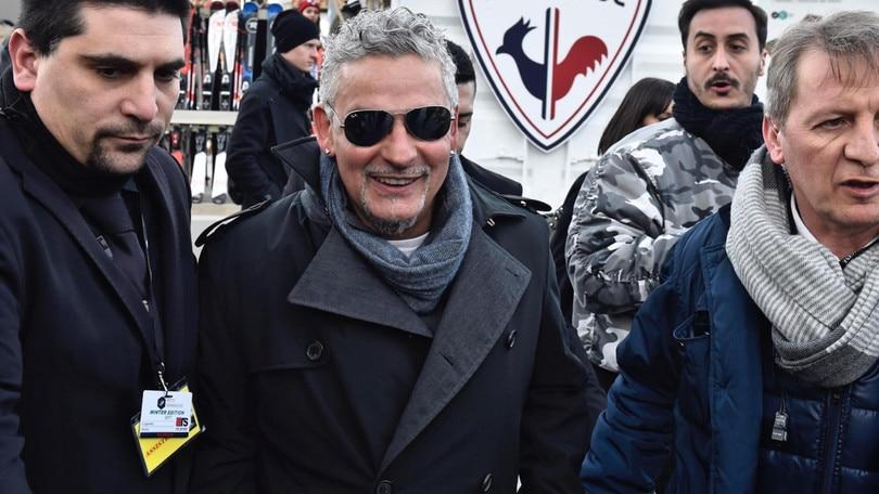 Baggio torna a Firenze: «Totti e Dybala straordinari»