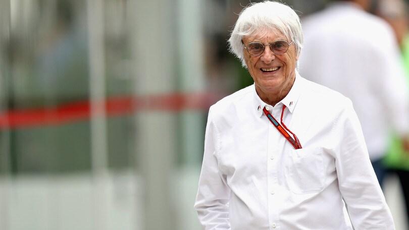 F1, Ecclestone: «Capisco la decisione di Rosberg»
