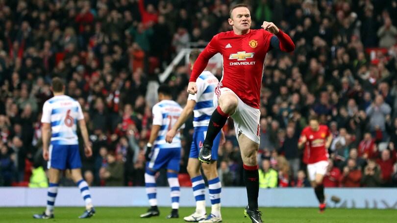 Calciomercato: Rooney verso la Cina secondo i bookmaker