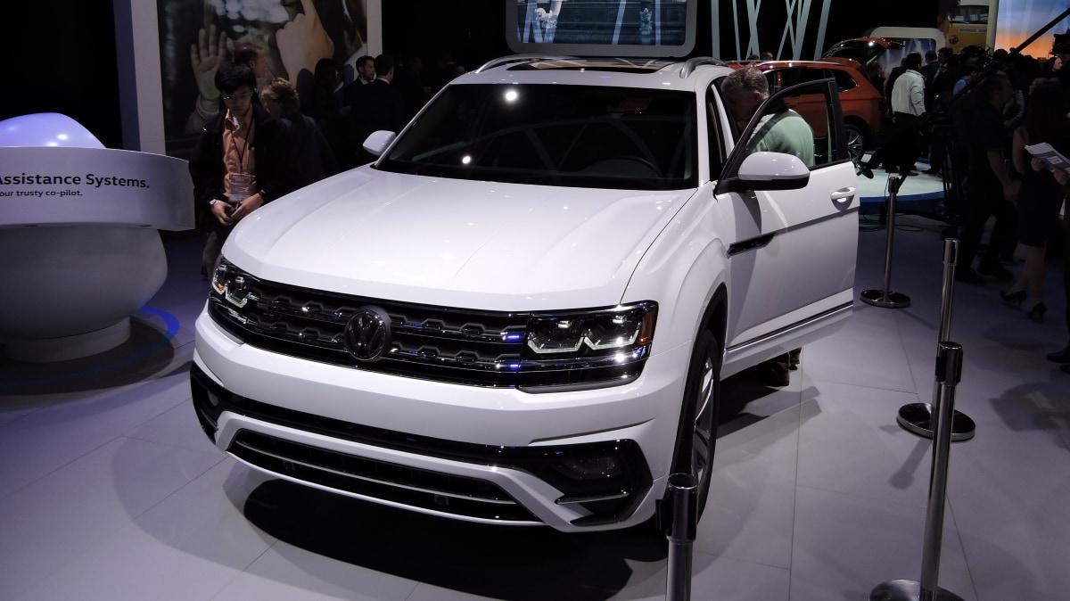 Volkswagen a Detroit con Tiguan Allspace e il Bulli elettrico