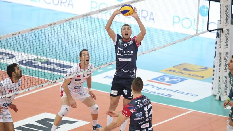 Volley: Coppa Italia, domani e giovedì i quarti di finale