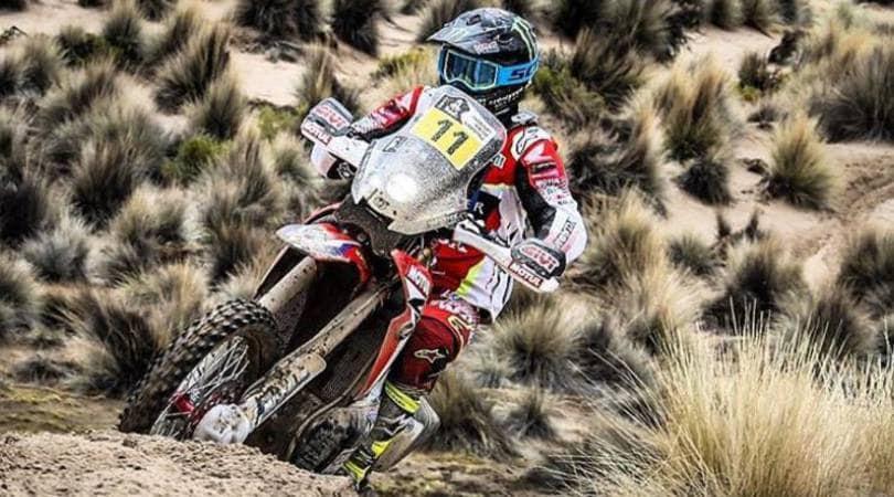 Dakar, day8: Barreda talento tra le moto, Loeb alla riscossa nelle auto