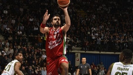 Basket Serie A, Milano guastafeste per Cantù