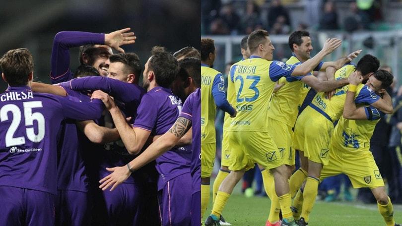 Coppa Italia, Fiorentina-Chievo: formazioni ufficiali e live dalle 17.30