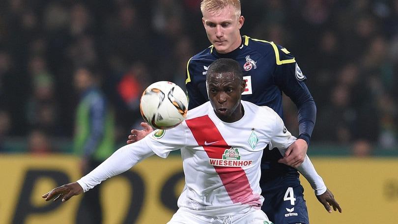 Colonia, l'ex Juve Sorensen rinnova fino al 2021