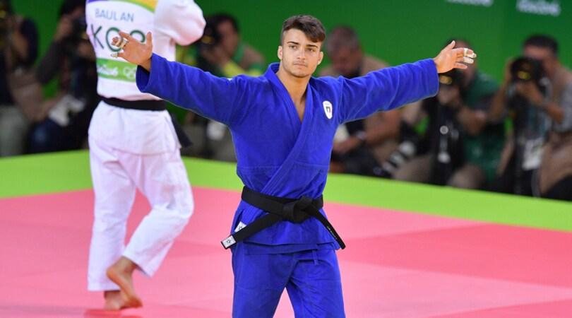 Basile tra reality e judo:«Il Mondiale è la priorità»