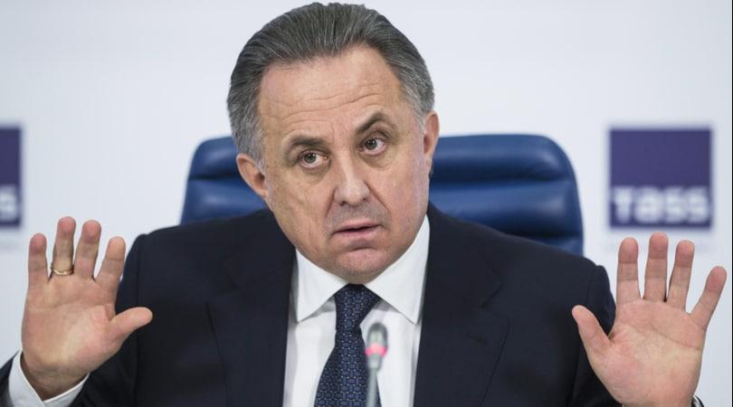 Doping, il vice premier Mutko:«Lo sport russo è tra i più puliti al mondo»
