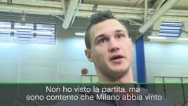 """Gallinari: """"Contento per Milano, ma l'Eurolega..."""""""