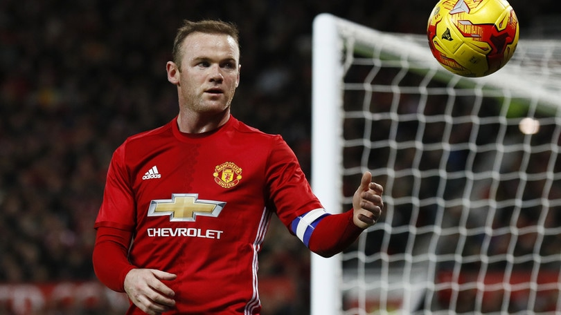 Manchester United: per i bookmaker Rooney batte Charlton in rovesciata