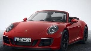 Porsche 911 GTS:foto