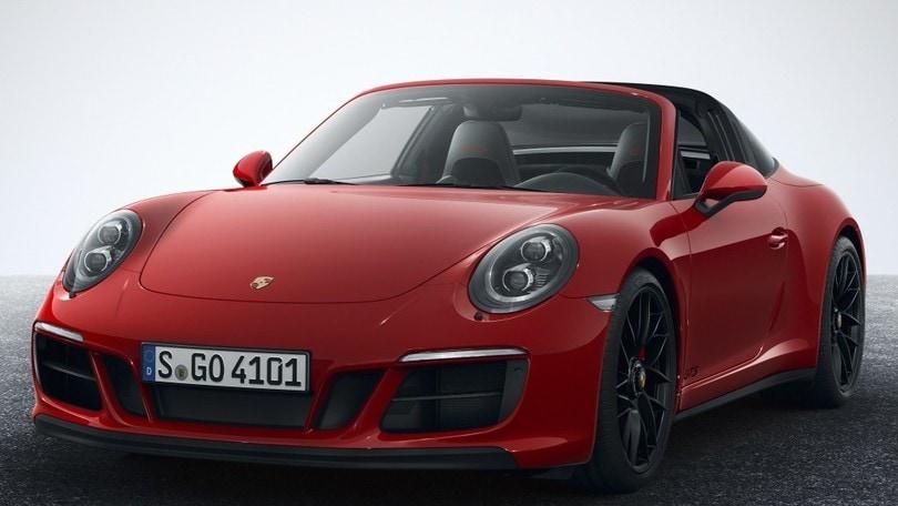 "Porsche 911 GTS, ha la ""Turbo"" nel mirino"