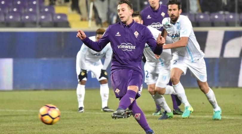 Fiorentina di rigore: Bernardeschi batte il Chievo al 90'