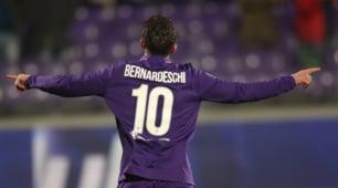 Coppa Italia: Fiorentina-Chievo 1-0, le immagini della vittoria viola