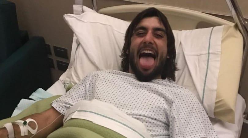 Genoa, ok l'operazione al ginocchio per Perin:«Il guerriero ci crede»