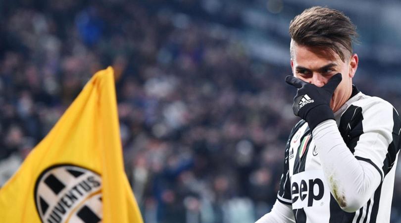 Dybala incanta, poi l'Atalanta spaventa la Juventus che fatica ma vola ai quarti